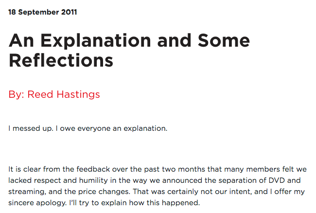 The Public Apology Letter 6 Brands That Nailed It – Customer Apology Letter