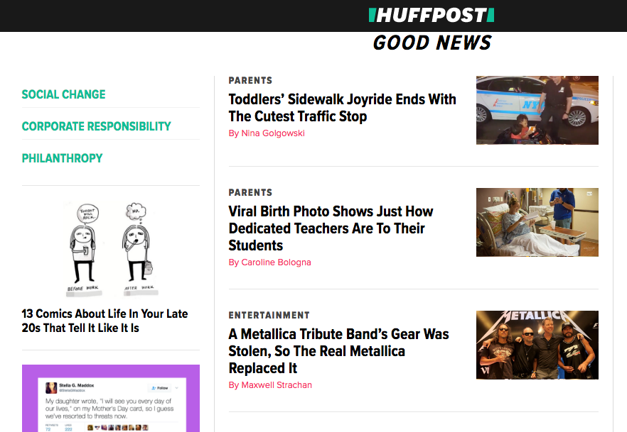 HuffPost Good News