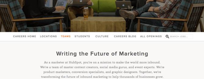 HubSpot Content Structure