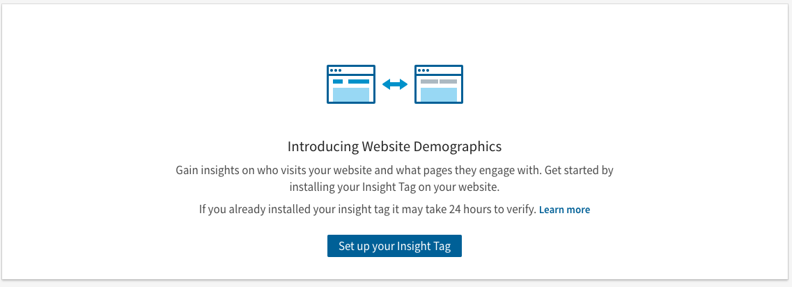 How to Get Started With LinkedIn's New Website Demographics Screen 20Shot 202017 11 27 20at 204