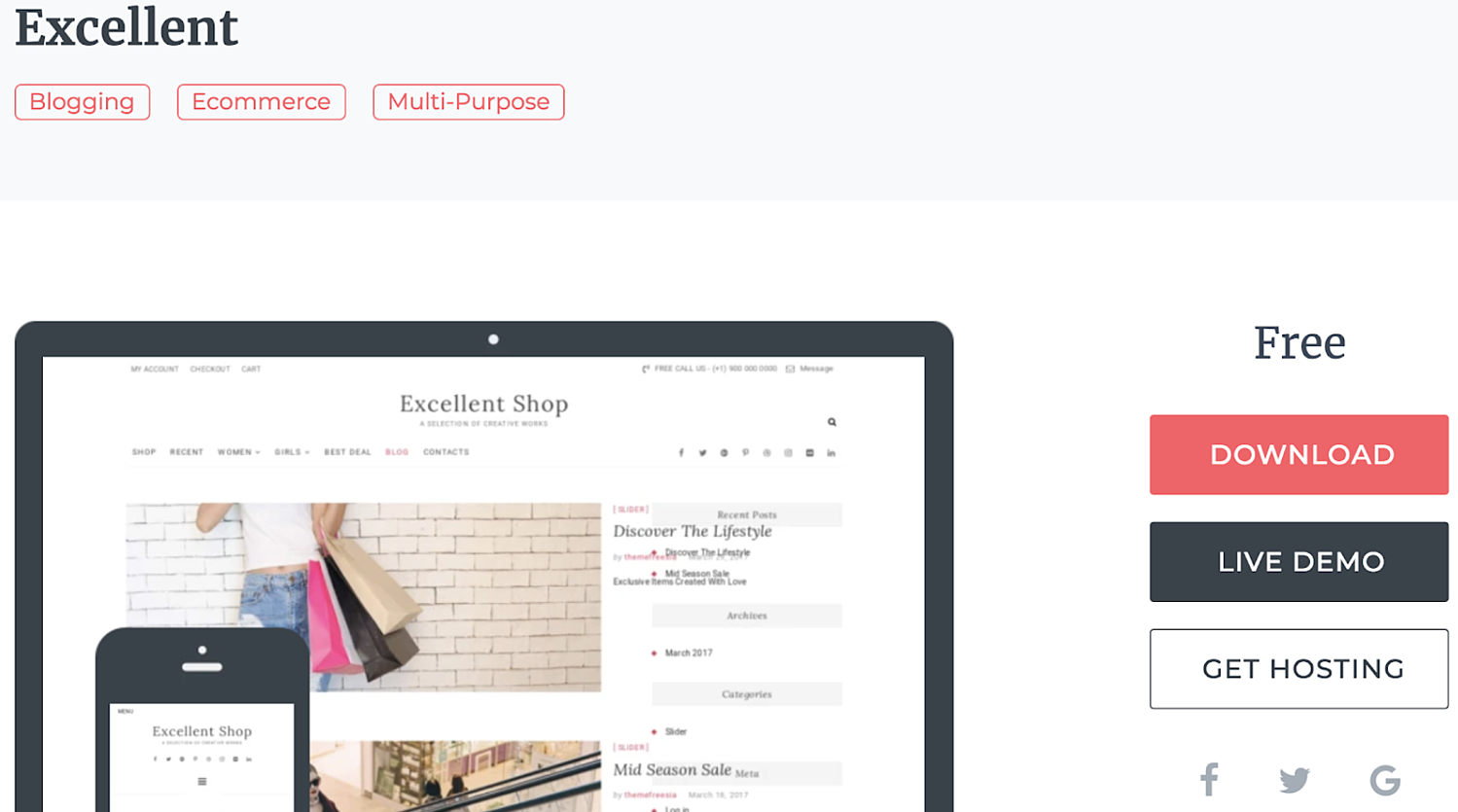 The 15 Best Responsive Wordpress Themes In 2019