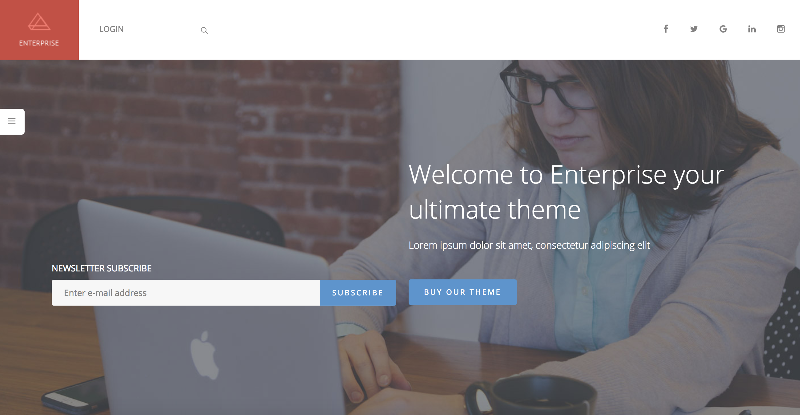 enterprise-simple-wordpress-theme