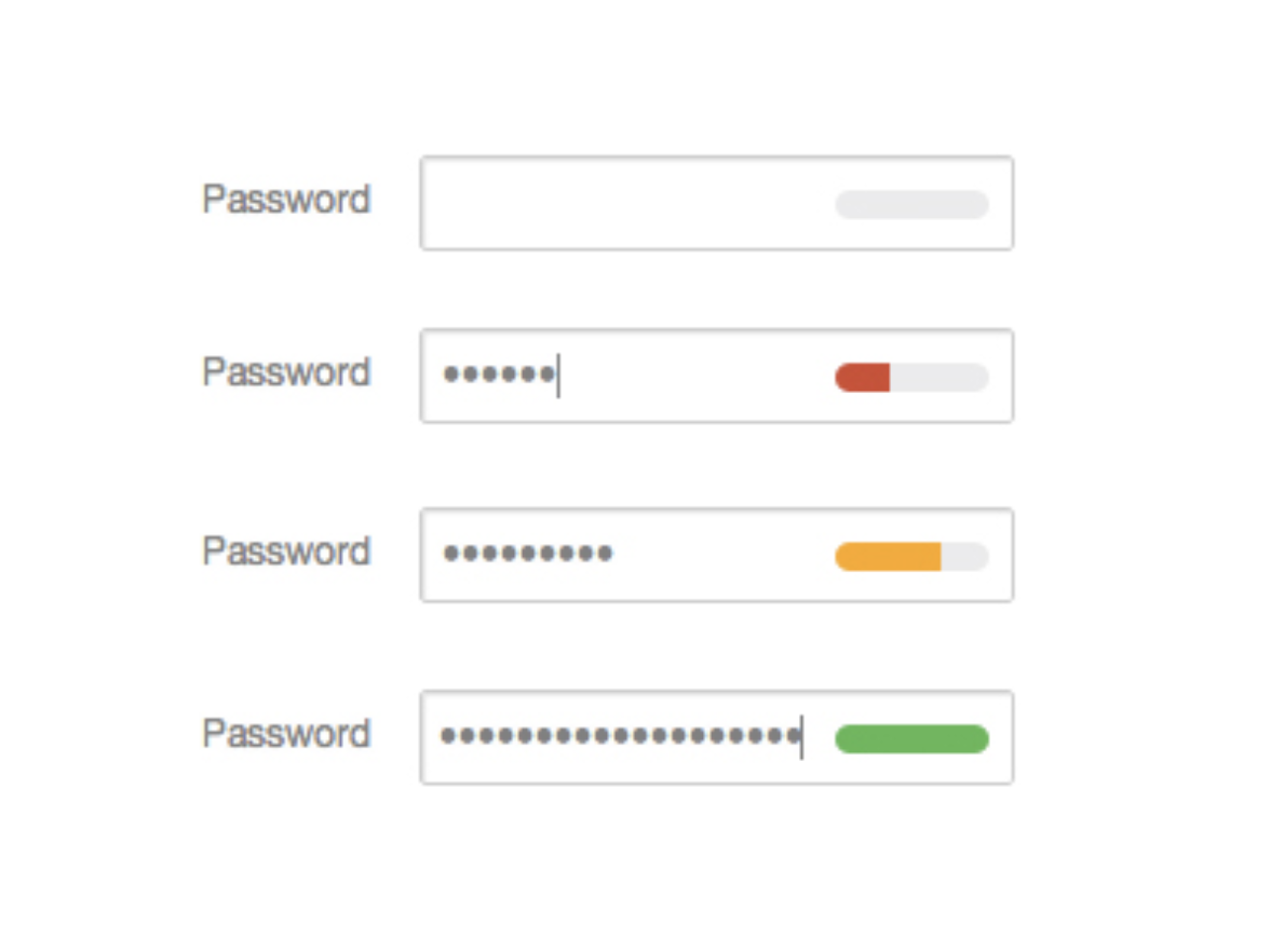 web-form-password-strength-meter