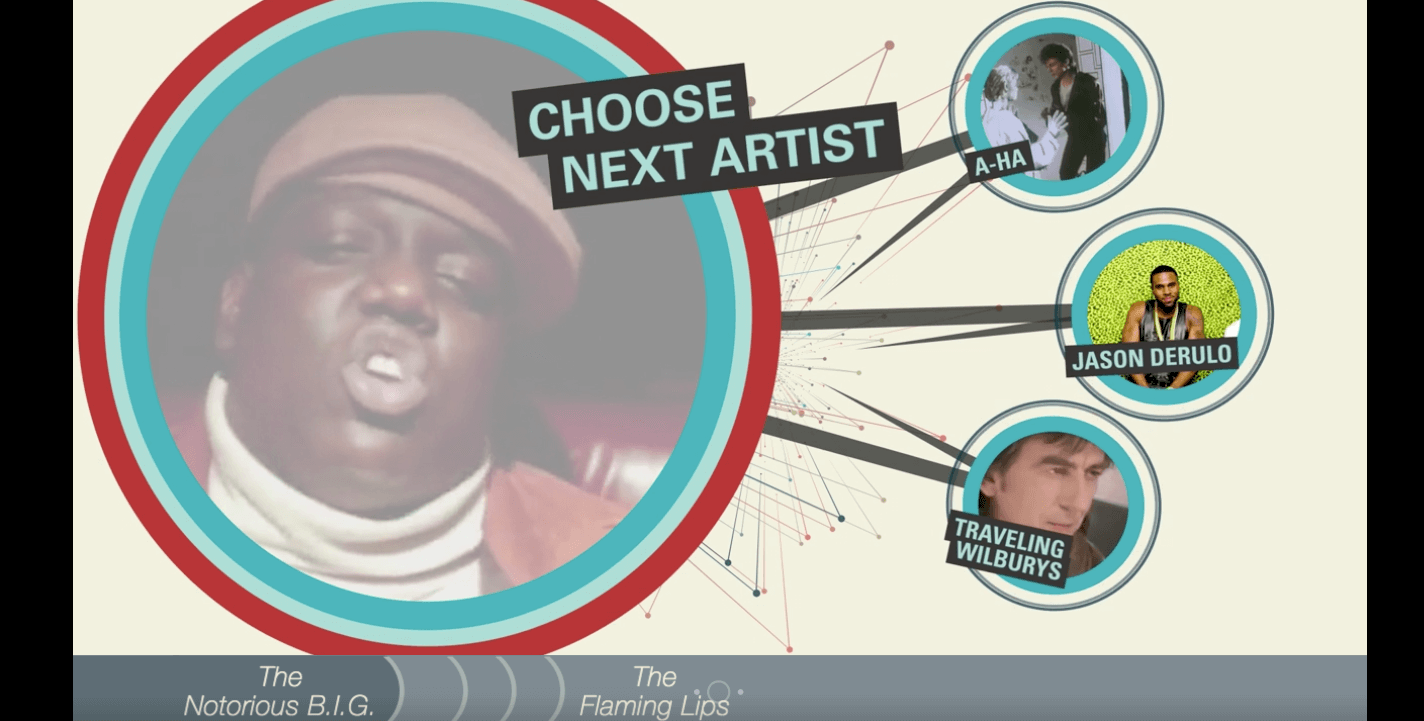 Clash Up by Eko | Interactive marketing example
