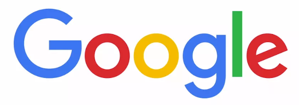 Google's full name desktop version of logo