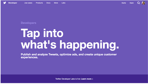 twitter-developer-blog-powered-by-drupal-cms