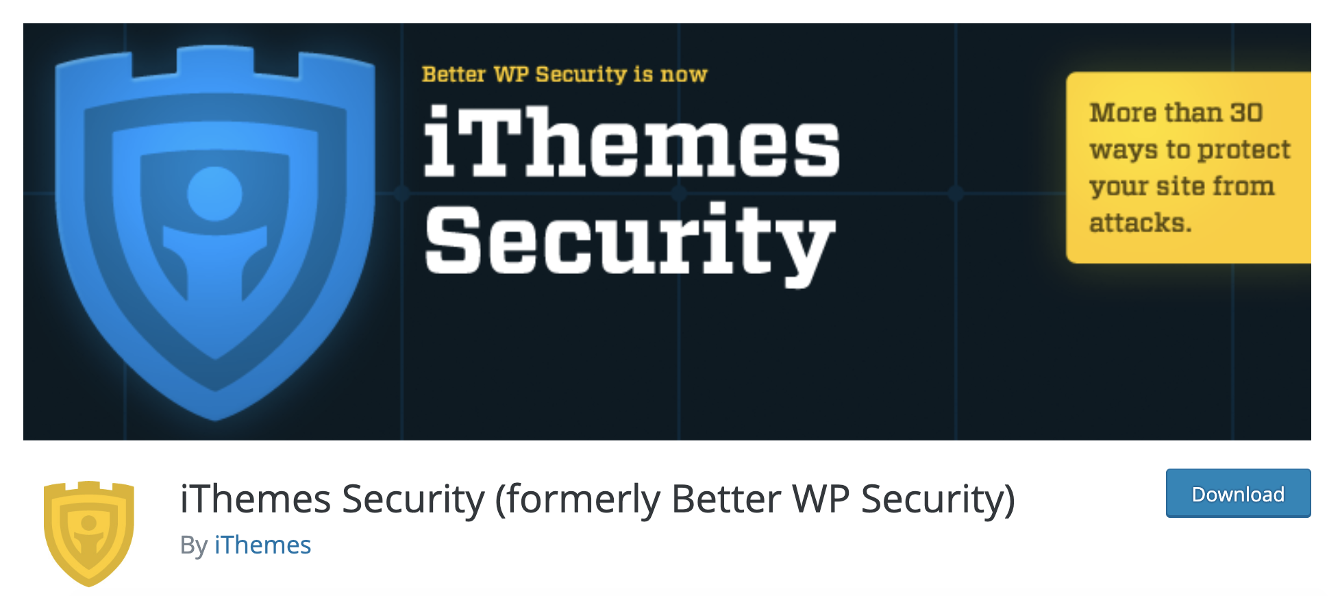 ithemes security wordpress theme