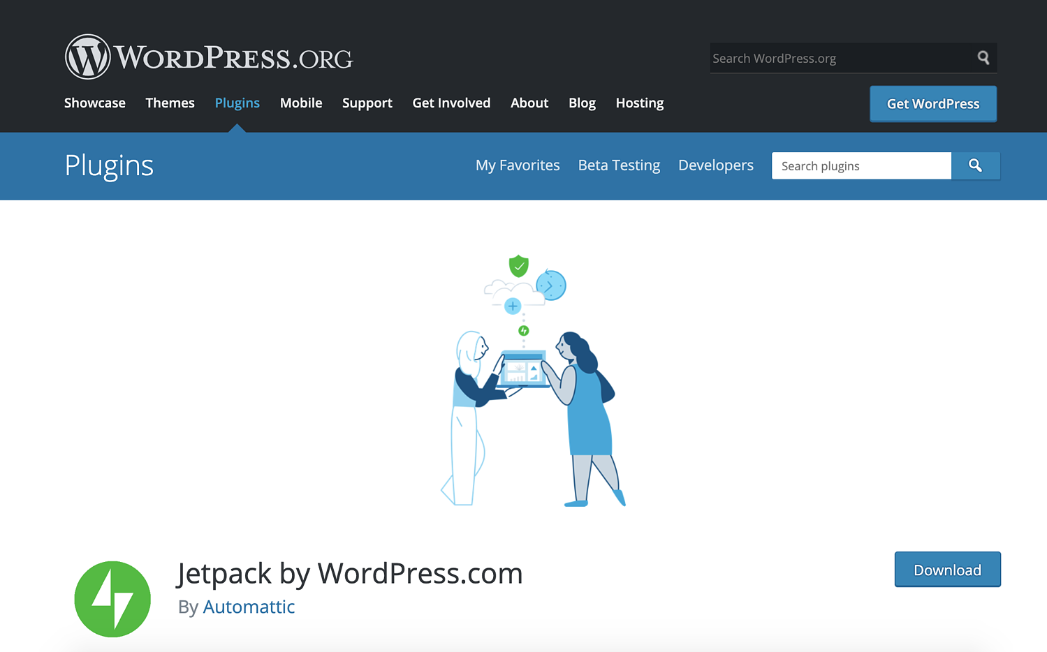 jetpack wordpress contact form plugin