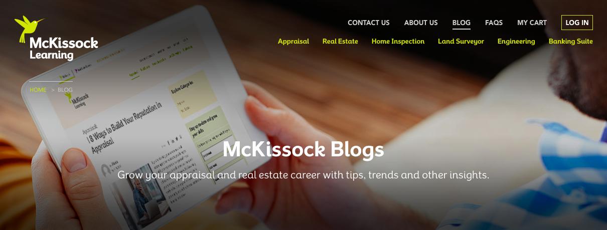 McKissock学习博客