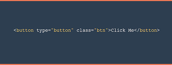 HTML code snippet for Bootstrap button