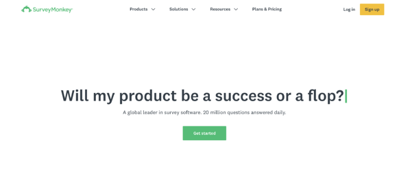 ultimate guide to surveys surveymonkey