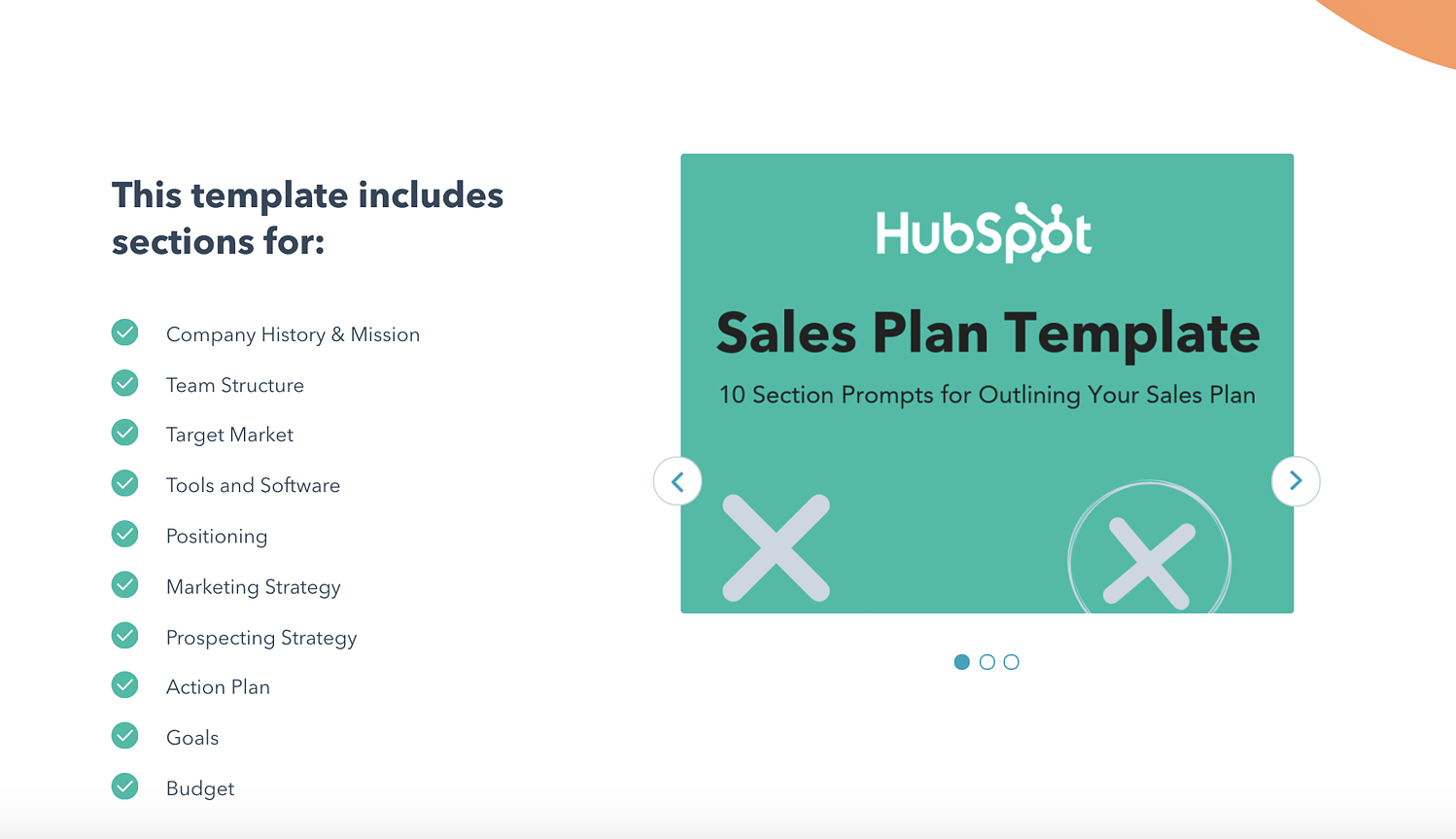 free and downloadable sales plan and sales playbook template