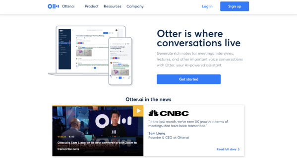 freemium product customer acquisition otter