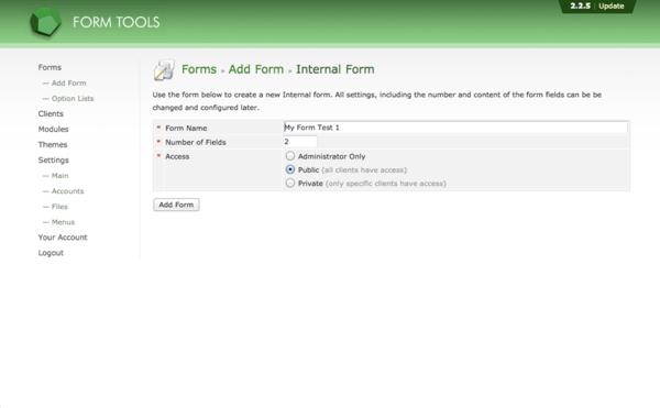 online form builder tools form tools