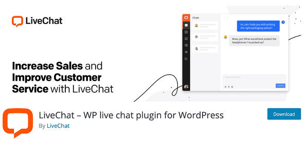 live chat wordpress live chat plugin