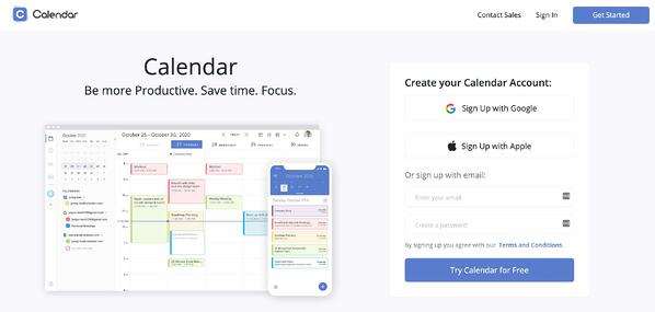 Sample calendar for Business Intelligence & Data Reporting Tools