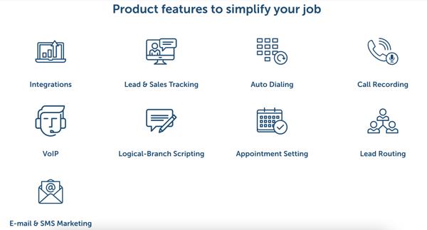 vanillasoft sales engagement platform