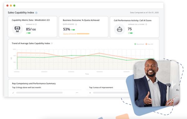 mindtickle sales engagement platform