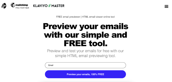 MailNinja Email Previewer email tool