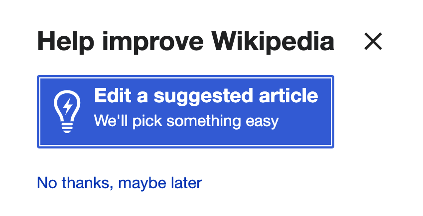 creating a wikipedia page for your company: get promoted to an autoconfirmed user by editing articles