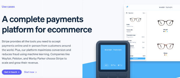 Accept Payments Online for Free: stripe