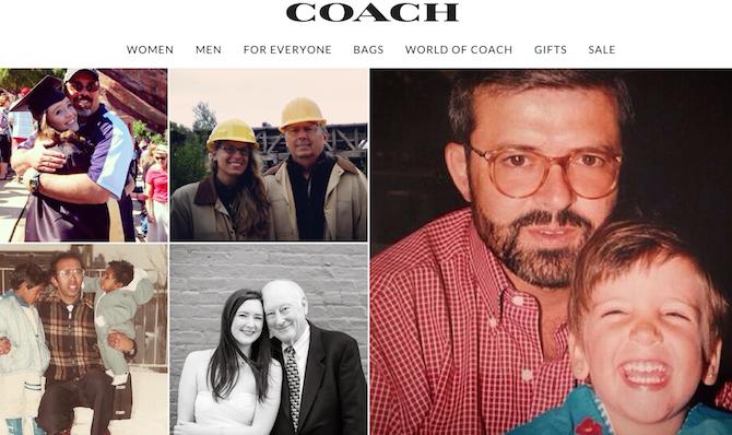 coach example