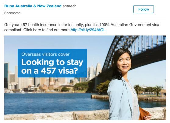 LinkedIn-advertisement