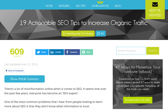 Learn SEO: 20 best SEO blogs and resources | Meshrepublic