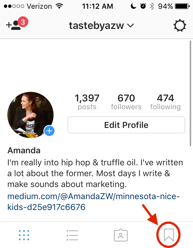 how to see posts you ve liked on instagram