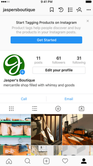 How to Sell on Instagram Using Shoppable Posts 10