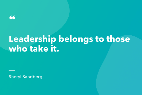 Sheryl Sandberg Inspirational Sales Quote-min