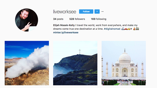 liveworksee live Instagram account