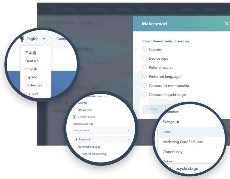 Hubspot CMS_Smart Content