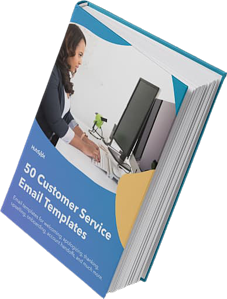 customer service email template examples