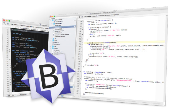 Searching text in BBEdit, , one of the best HTML editors