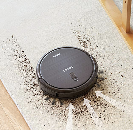 Deebot as the best intelligent vacuum