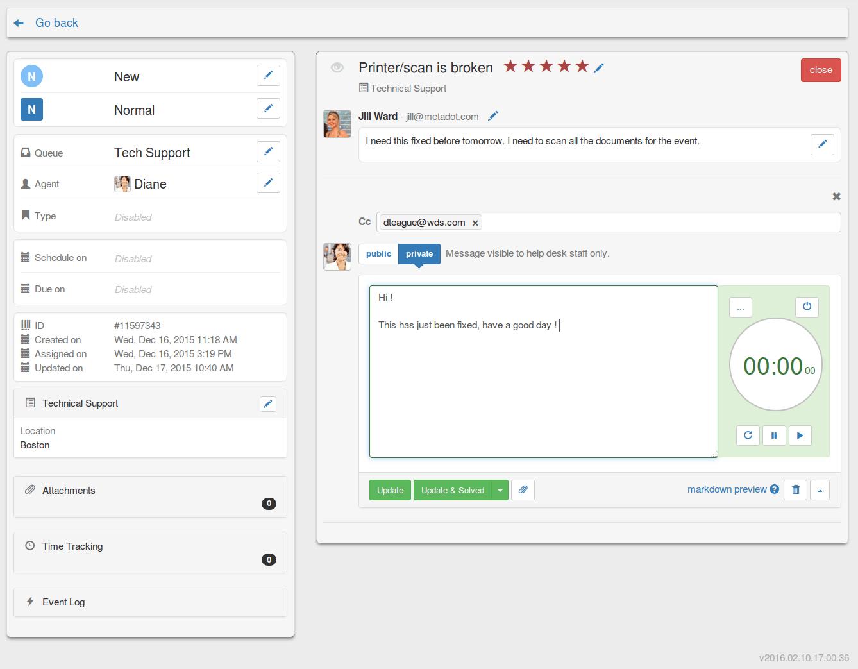 Mojo-Help-Desk