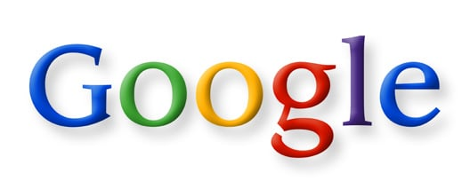 Google logo iteration from Ruth Kedar using more intense coloring and thicker lines