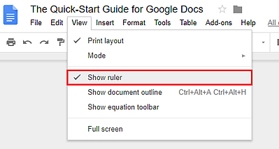 The Ultimate Guide to Google Docs
