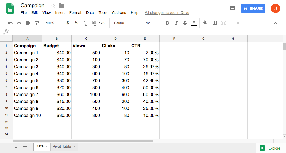google-sheets-pivot-table