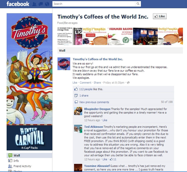 8 of the Biggest Marketing Mistakes We've Ever Seen Timothys