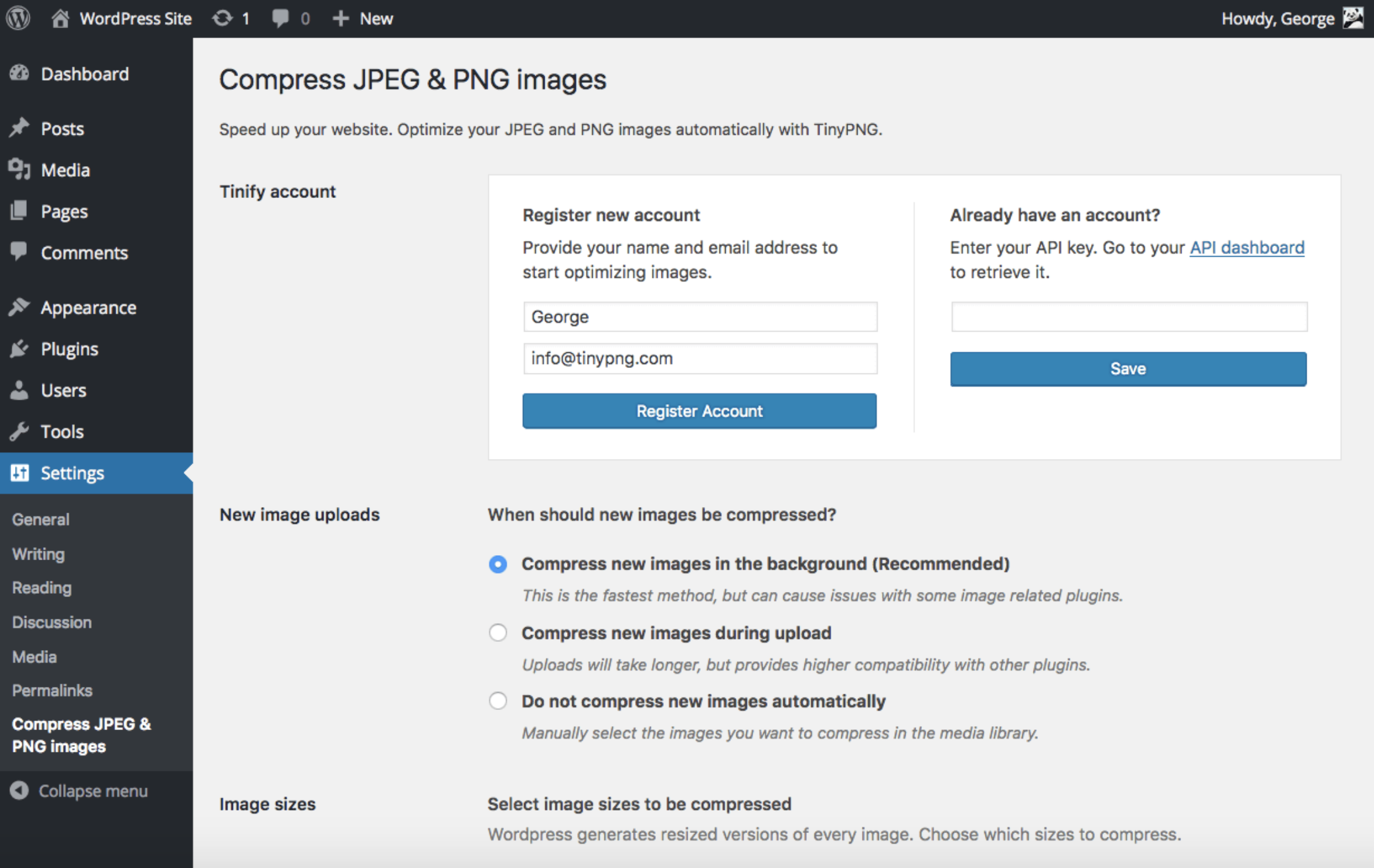 Tiny-png-wordpress-plugin