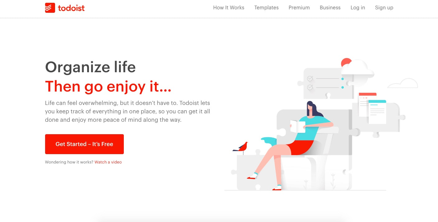 Todoist Productivity Software