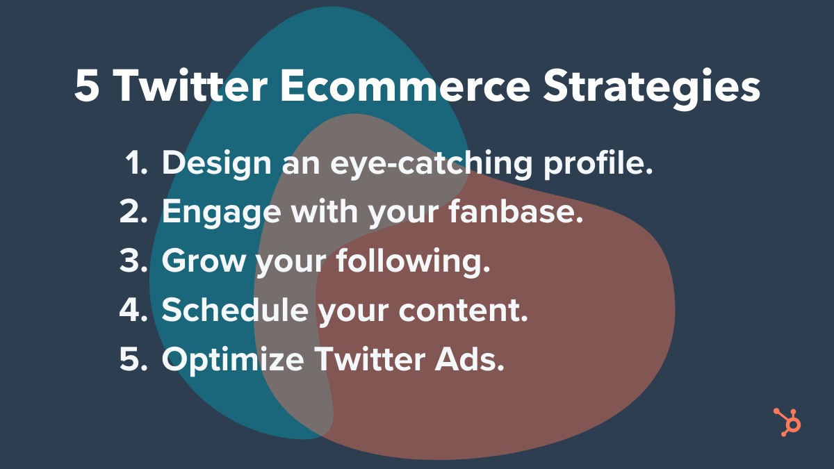 Twitter Ecommerce Strategies