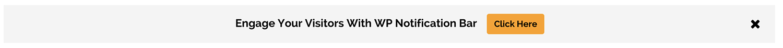 WP Notification Bars best WordPress plugins to increase traffic