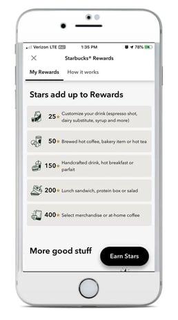Starbucks customer goodwill