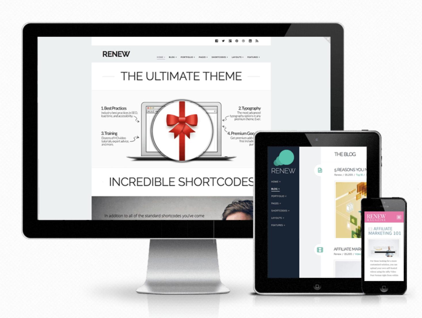X Theme to create a static website using WordPress