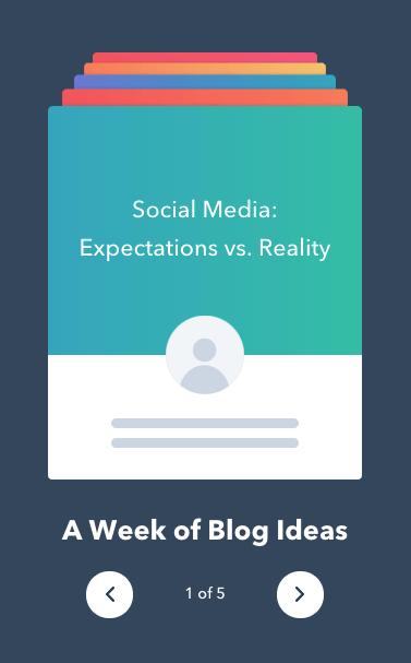 a-week-of-blog-ideas