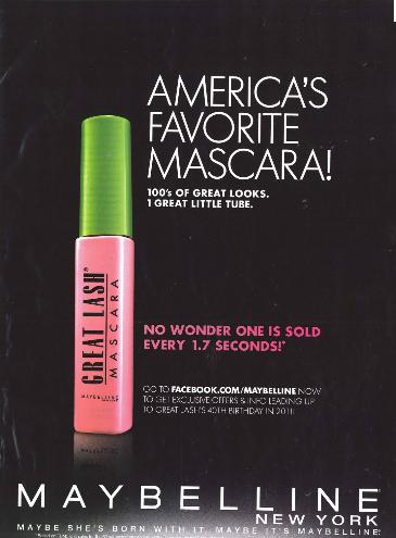 quảng cáo-maybelline