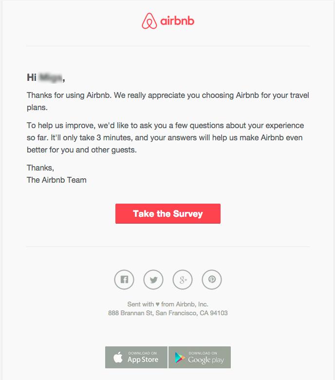 airbnb-customer-satisfaction-survey